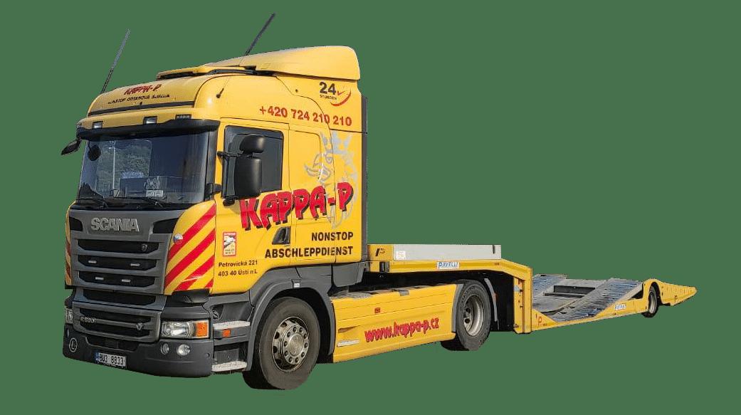Odtahové a vyprošťovací služby Ústí nad Labem